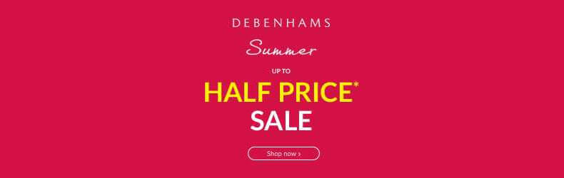 Summer sale debenhams