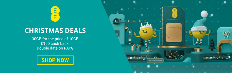 EE Christmas Deals Slider