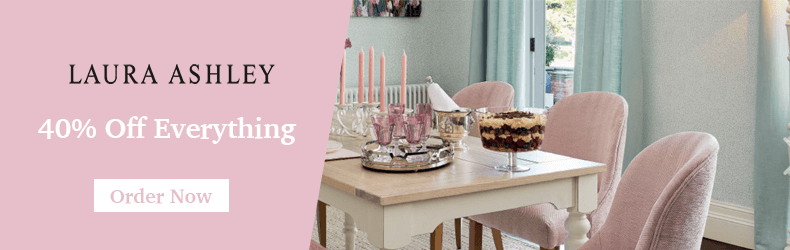 Laura Ashley 40 off everything sale