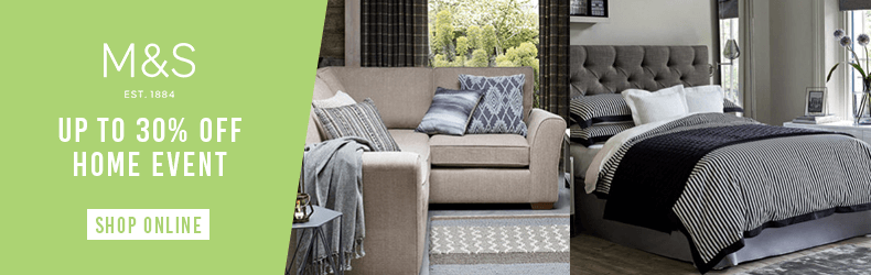 Marks and Spencer Home event