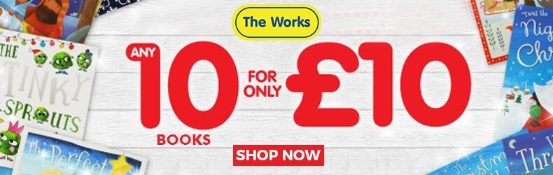 The Works 10 boots for £10