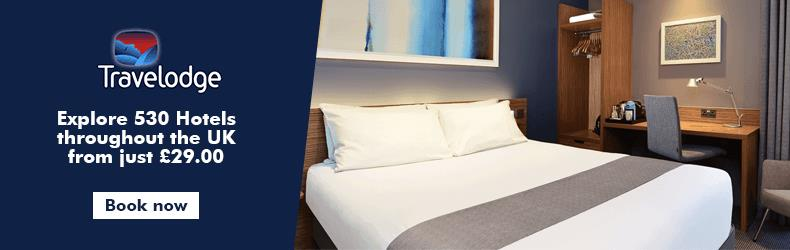 Travelodge low hotel prices
